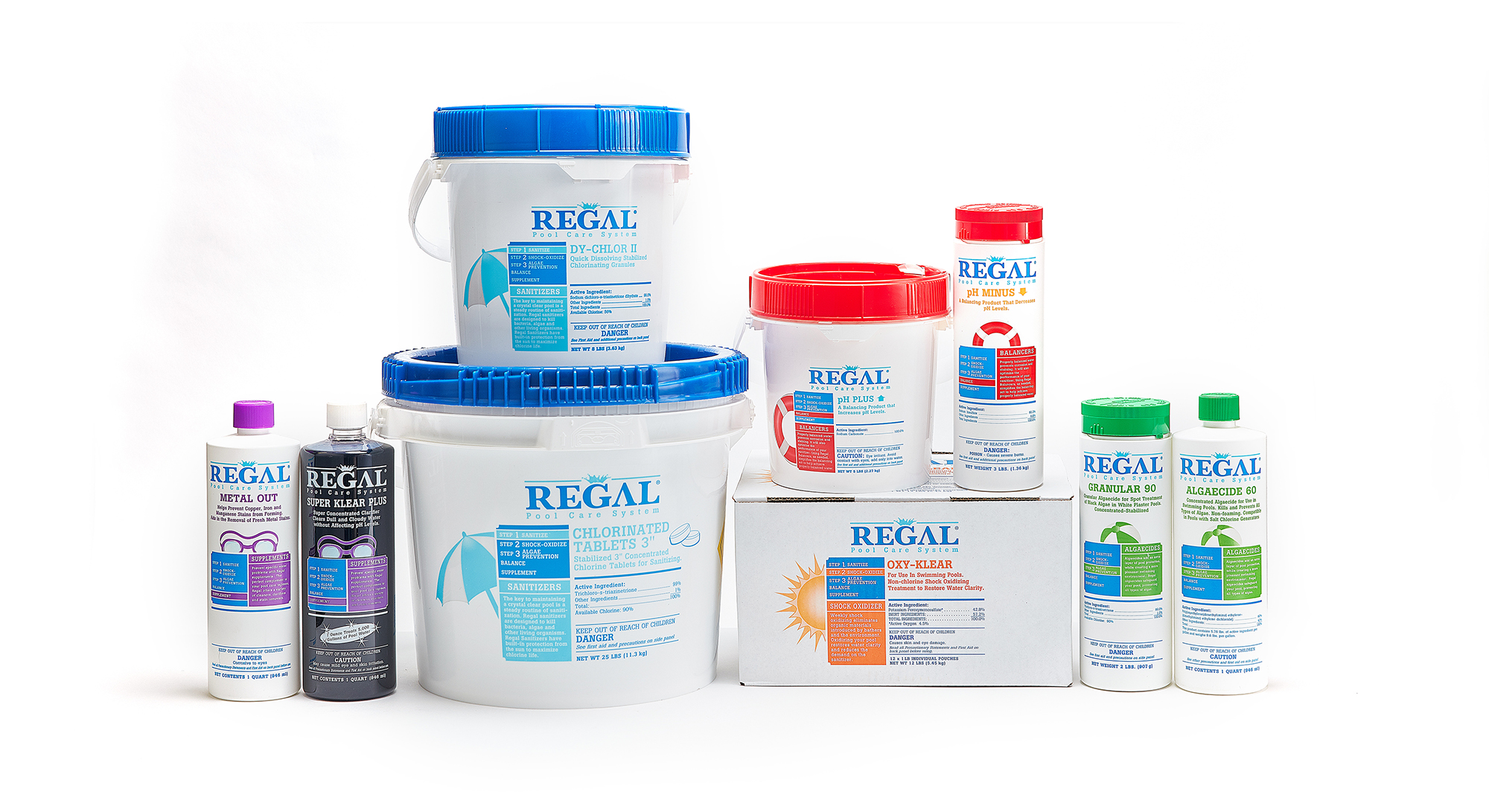Regal Chemical Family